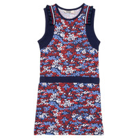 Clothing Girl Short Dresses Kaporal JEVA Multicolour