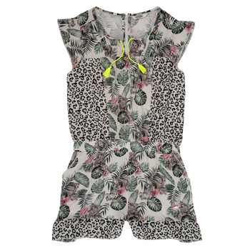 Clothing Girl Jumpsuits / Dungarees Kaporal JOCA Green