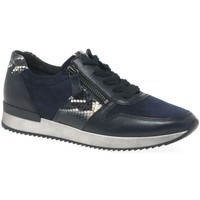 Shoes Women Low top trainers Gabor Lulea Womens Casual Trainers blue