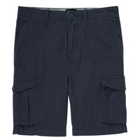 Clothing Boy Shorts / Bermudas Quiksilver CRUCIAL BATTLE Marine