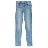Clothing Boy slim jeans Teddy Smith FLASH Blue / Clear