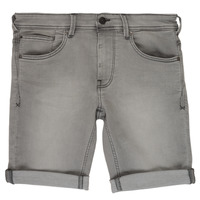 Clothing Boy Shorts / Bermudas Teddy Smith SCOTTY 3 Grey