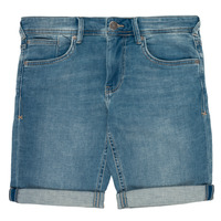 Clothing Boy Shorts / Bermudas Teddy Smith SCOTTY 3 Blue