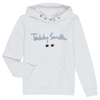 Clothing Boy Sweaters Teddy Smith SEVEN White