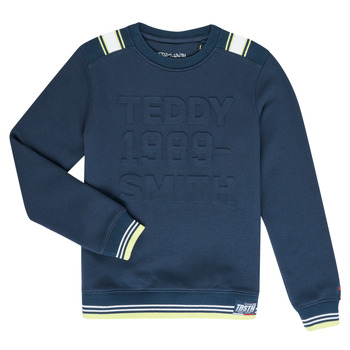 Clothing Boy Sweaters Teddy Smith BENET Marine