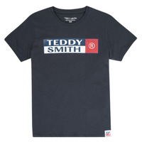 Clothing Boy Short-sleeved t-shirts Teddy Smith TOZO Marine