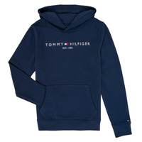 Clothing Boy sweaters Tommy Hilfiger  Marine