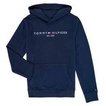 Clothing Boy sweaters Tommy Hilfiger KB0KB05673 Marine