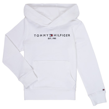 Clothing Boy Sweaters Tommy Hilfiger KB0KB05673 White