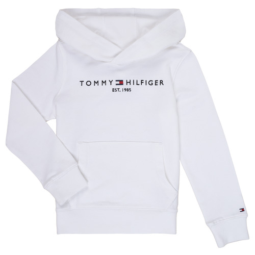 Clothing Boy sweaters Tommy Hilfiger  White
