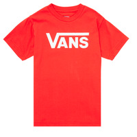 Clothing Children short-sleeved t-shirts Vans BY VANS CLASSIC Black