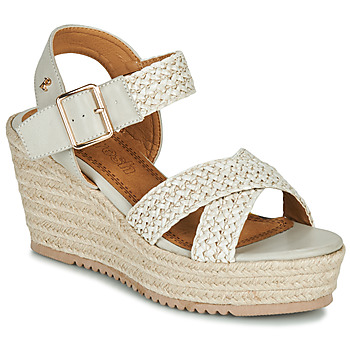 Shoes Women Sandals Refresh LILIOU Beige