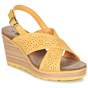 Shoes Women Sandals Refresh RILO Yellow