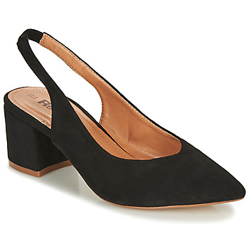 Shoes Women Heels Refresh MINA Black