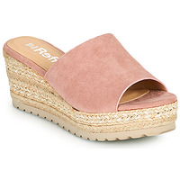 Shoes Women Mules Refresh NESTA Nude