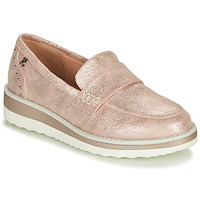 Shoes Women Loafers Refresh JESTA Pink / Nude