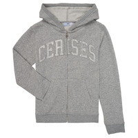 Clothing Girl sweaters Le Temps des Cerises GUAPA Grey