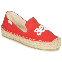 Shoes Women Espadrilles Banana Moon VERAO SUNDERLAND Red