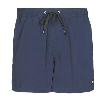Clothing Men Trunks / Swim shorts Quiksilver EVERYDAY VOLLEY Marine