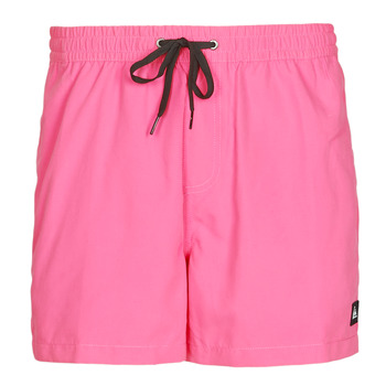 Clothing Men Trunks / Swim shorts Quiksilver EVERYDAY VOLLEY Pink