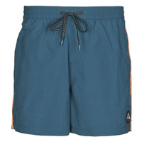 Clothing Men Trunks / Swim shorts Quiksilver BEACH PLEASE Blue