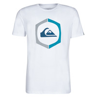 Clothing Men Short-sleeved t-shirts Quiksilver SURE THING White