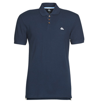 Clothing Men Short-sleeved polo shirts Quiksilver LOIA POLO Marine