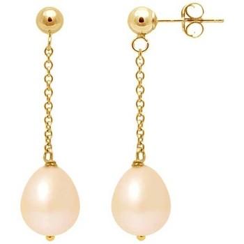 Watches Women Earrings Blue Pearls BPS K635 W Multicolored