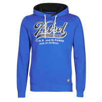 Clothing Men sweaters Petrol Industries SWEATER HOODED Blue
