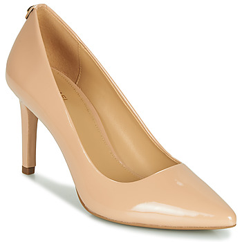 Shoes Women Heels MICHAEL Michael Kors DOROTHY FLEX PUMP Beige / Nude / Varnish