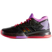 Shoes Men Basketball shoes adidas Originals Street Jam II Black, Red, Violet