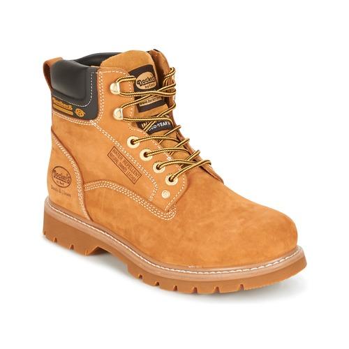 Shoes Men Mid boots Dockers by Gerli EZINOU Brown