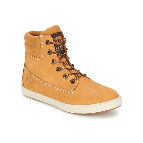 Shoes Men Hi top trainers Dockers by Gerli GUINOUDE Beige