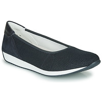 Shoes Women Flat shoes Ara PORTO-FUSION Blue
