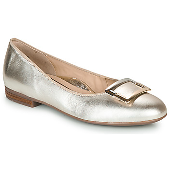 Shoes Women Flat shoes Ara SARDINIA-HIGHSOFT Gold