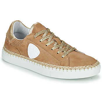 Shoes Women Low top trainers Philippe Morvan GIFT Beige