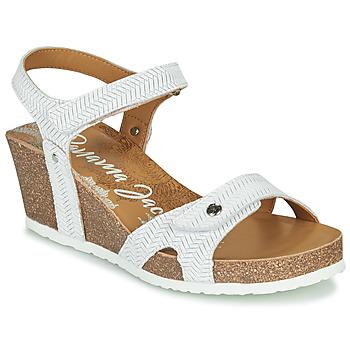 Shoes Women Sandals Panama Jack JULIA White