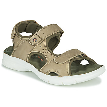 Shoes Men Sandals Panama Jack SALTON Green