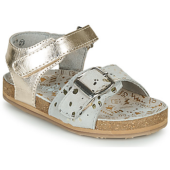 Shoes Girl Sandals Mod'8 KORALY Gold