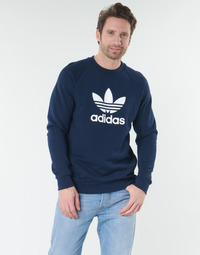 Clothing Men Long sleeved tee-shirts adidas Originals  Marine