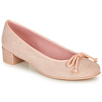 Shoes Women Flat shoes Pretty Ballerinas UATCHI ROSATO Pink