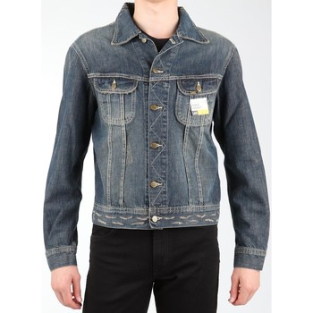 Clothing Men Jackets / Blazers Lee Rider Jacket L7887007 blue