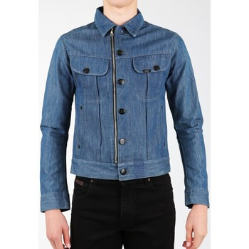 Clothing Men Jackets / Blazers Lee X Biker Rider L887DNXE blue