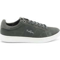 Shoes Men Trainers Björn Borg T440 Low Sig Dark Grey Grey