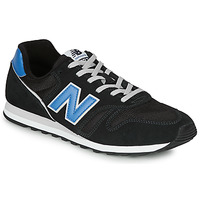 Shoes Men Low top trainers New Balance 373 Black / Blue