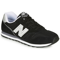 Shoes Men Low top trainers New Balance 373 Black