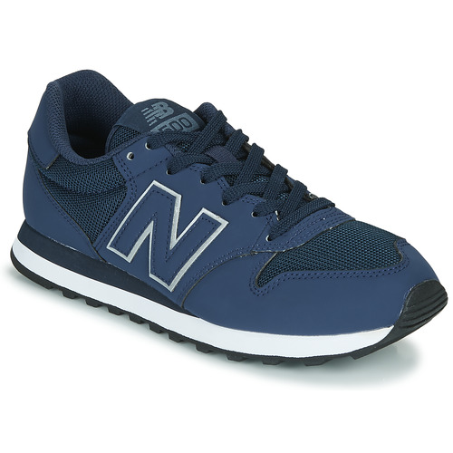 Shoes Low top trainers New Balance 500 Blue