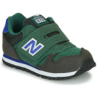 Shoes Boy Low top trainers New Balance 373 Green / Blue