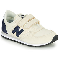 Shoes Children Low top trainers New Balance 420 Beige / Blue