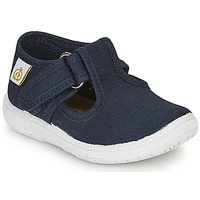 Shoes Children Flat shoes Citrouille et Compagnie MATITO Marine